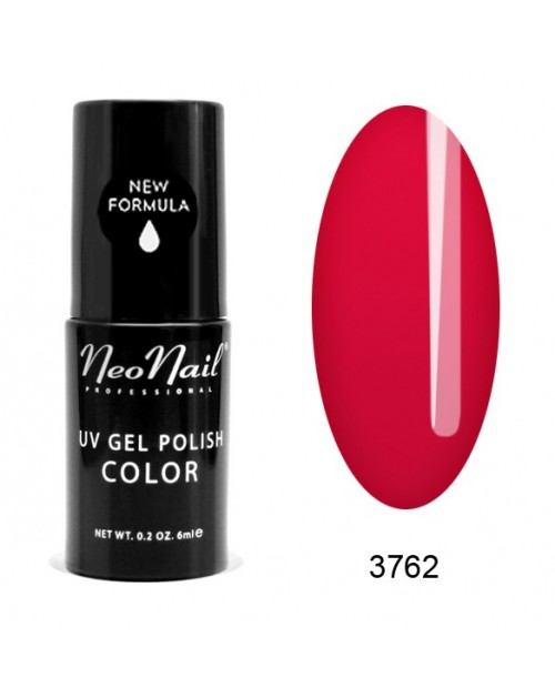 Vernis Permanent -  NeoNail -  Raspberry Red 3762 - 7.2 ml