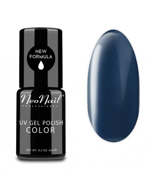 Vernis Permanent -  NeoNail -  Dark Graphite 3765 - 6 ml