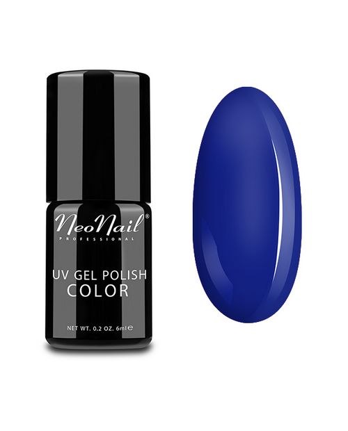 Vernis Permanent -  NeoNail -  Blue Hiacynth 5405 - 6 ml