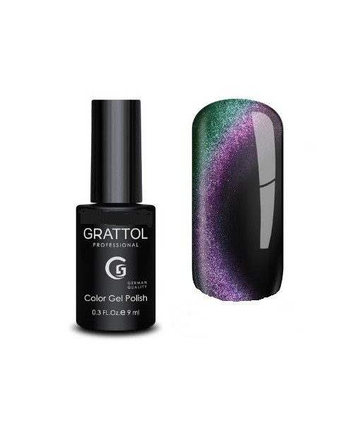 Vernis Permanent  Grattol Magnetic Mystery Cat 03 - 9ml