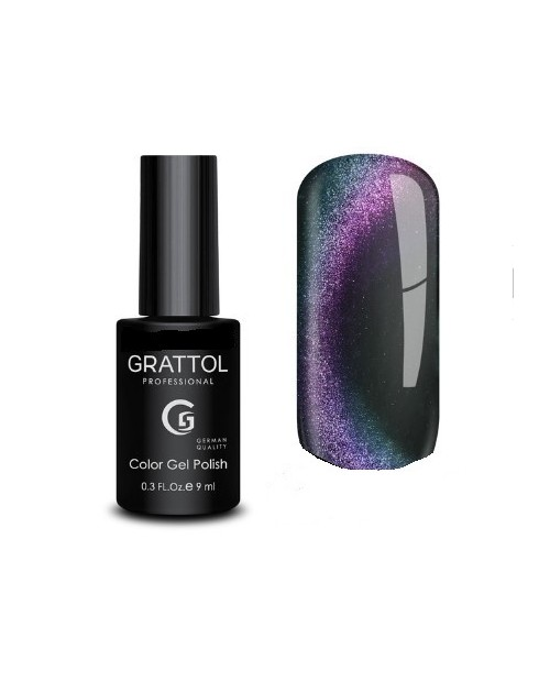 Vernis Permanent  Grattol Magnetic Mystery Cat 05 - 9ml